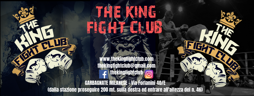 THE KING FIGHT CLUB